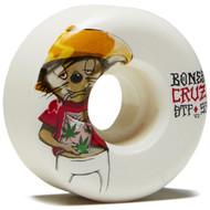 Bones STF Cruz Weedy V2 51mm Skateboard Wheels