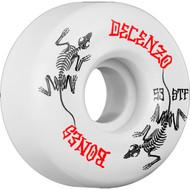 Bones STF Decenzo Remains V2 53mm Skateboard Wheels