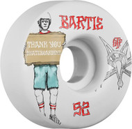 Bones STF Bartie Thank You V1 52mm Skateboard Wheels