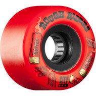 Bones Wheels ATF Rough Rider Shotgun Red Skateboard Wheels - 59mm 80a