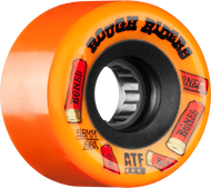 Bones Wheels ATF Rough Rider Shotgun Orange Skateboard Wheels - 56mm