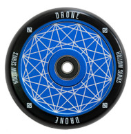 Drone Hollow Series Scooter Wheel 110mm - Blue/Prism