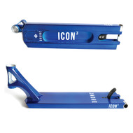 "Drone Icon Hybrid 3 Scooter Deck - Blue - 22"" x 4.75"""