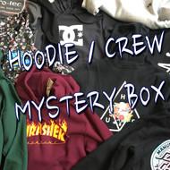 SKATE HOODIE / CREW MYSTERY BOX