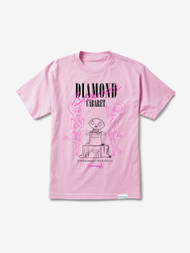 Diamond Supply Co X Family Guy Cabaret Tee - Pink