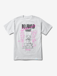 Diamond Supply Co X Family Guy Cabaret Tee - White