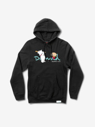 Diamond Supply Co X Family Guy - OG Script Hoodie - Black