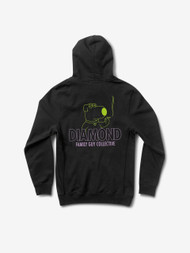 Diamond Supply Co X Family Guy - Collective Hoodie - Black