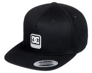 DC - Snapdragger - Snapback Cap - Black