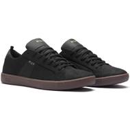 HUF Boyd Skate Shoes - Black / Dark Gum