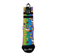 Stance X Rick and Morty Socks - Dipping Sauce