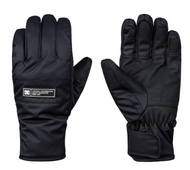 DC Ski / Snowboard Franchise Gloves - Black