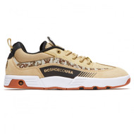 DC Legacy 98 Slim S Skate Shoes - Tan Camo