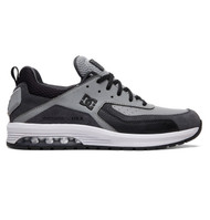 DC Vanium SE Skate Shoes - Grey / Grey / Black
