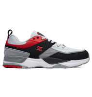 DC E.Tribeka Skate Shoes - Black / Athletic Red / Battleship