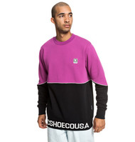 DC - Glynroad - Sweatshirt - Black and Pink