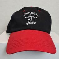 Thrasher Gonz Old Timer Hat - Black / Red