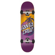 "Santa Cruz Palm Dot 7.75"" Complete Skateboard"
