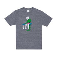 RIPNDIP - Laundry Day Tee - Heather Gray