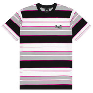 HUF Worldwide Upland Knit Tee - Black