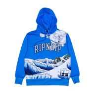 RIPNDIP Great Wave Hoodie - Blue