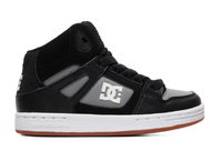 DC Shoes - Pure High Top - Black Grey
