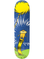 Almost Dr Seuss Skateboard Deck 8.375""