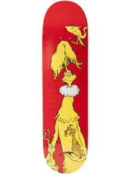 Almost Dr Seuss Max Skateboard Deck 8.0""