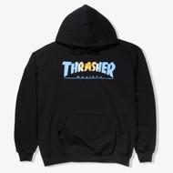 Thrasher Argentina Hoodie - Black