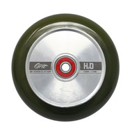 Grit Scooters Hollow Core H20 110mm Wheel H2O Silver / Olive