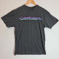 Independent T-Shirt - Guzman - Charcoal