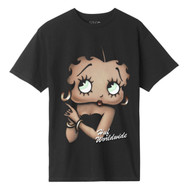 HUF X Betty Boop Cigar Club Tee - Black