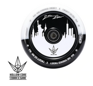 Blunt 120mm John Reyes Signature Hollow Core Wheels - Black and White