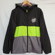 Santa Cruz Jacket Sky Light Jacket - Black
