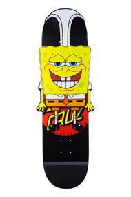 "Santa Cruz x SpongeBob Squarepants Hangin CNC Crusier - 10.27"""