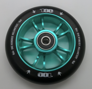 Blunt Envy 100mm Metal Core Stunt Scooter Wheel - Teal