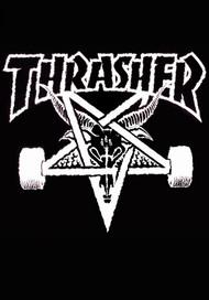Thrasher Blanket Skategoat
