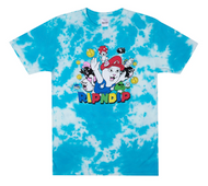 RIPNDIP - Nermio Tee - Blue Cloud Wash
