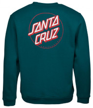 Santa Cruz - Other Dot Crewnewck - Ink Blue