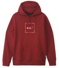 HUF Worldwide Takeover Hoodie - Red