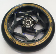 Blunt Envy 120mm Prodigy Wheel - Black / Black