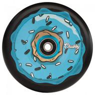 Chubby Doughnut Stunt Scooter Wheel - Oreo