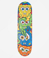 Santa Cruz x SpongeBob Squarepants Melt Everslick Deck - 8.00""