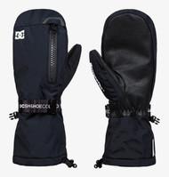 DC Legion Mittens - Snowboard/Ski Mittens - Black