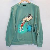 Diamond X Astro Boy Soaring High Crewneck Sweatshirt