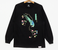 Diamond Supply Co - Perched Longsleeve Tee - Black