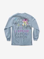 Diamond Supply Co - L'Amour Longsleeve - Powder Blue
