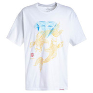 Diamond Supply Co - Pacific Pond Tee - White