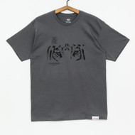 Diamond Supply Co - Tiger Eye Tee - Grey