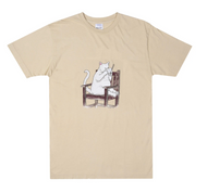 RIPNDIP - Take Out Tee - Tan